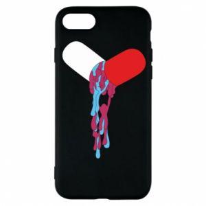 Etui na iPhone 8 Drug pill