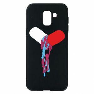 Etui na Samsung J6 Drug pill