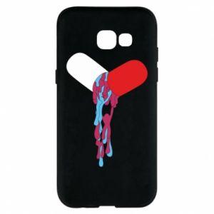 Etui na Samsung A5 2017 Drug pill