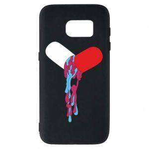 Etui na Samsung S7 Drug pill