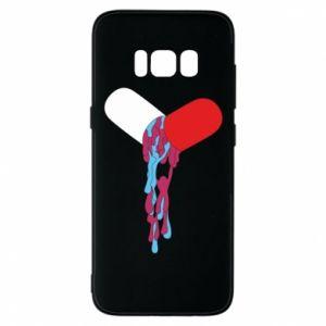 Etui na Samsung S8 Drug pill