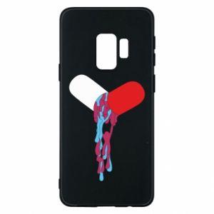 Etui na Samsung S9 Drug pill