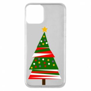iPhone 11 Case New Year tree decorated