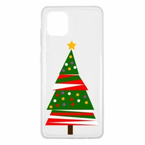 Samsung Note 10 Lite Case New Year tree decorated