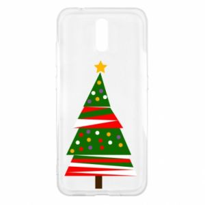 Nokia 2.3 Case New Year tree decorated
