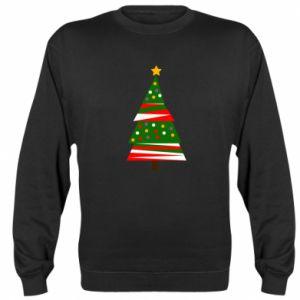 Bluza Drzewo noworoczne ozdobione