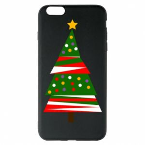 iPhone 6 Plus/6S Plus Case New Year tree decorated