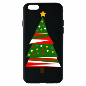 iPhone 6/6S Case New Year tree decorated