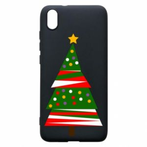 Xiaomi Redmi 7A Case New Year tree decorated