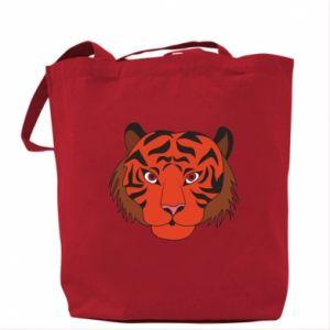 Bag Big tiger face