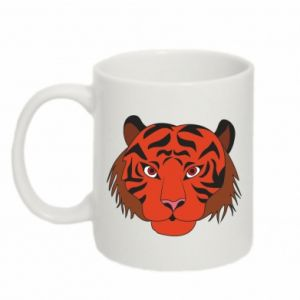 Mug 330ml Big tiger face
