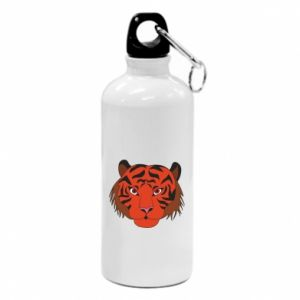 Flask Big tiger face