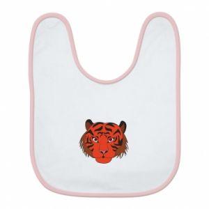 Bib Big tiger face