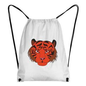 Backpack-bag Big tiger face