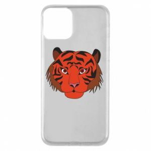 iPhone 11 Case Big tiger face