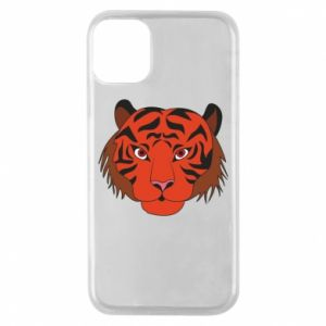 iPhone 11 Pro Case Big tiger face