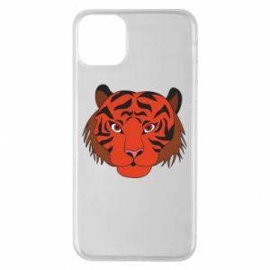 iPhone 11 Pro Max Case Big tiger face