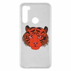 Xiaomi Redmi Note 8 Case Big tiger face
