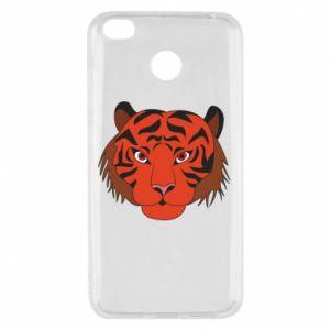 Xiaomi Redmi 4X Case Big tiger face