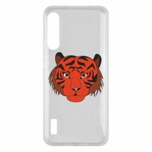 Xiaomi Mi A3 Case Big tiger face