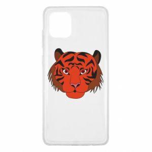 Samsung Note 10 Lite Case Big tiger face