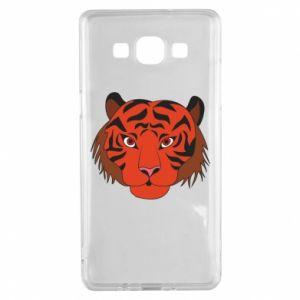 Samsung A5 2015 Case Big tiger face