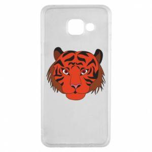 Samsung A3 2016 Case Big tiger face