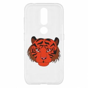 Nokia 4.2 Case Big tiger face