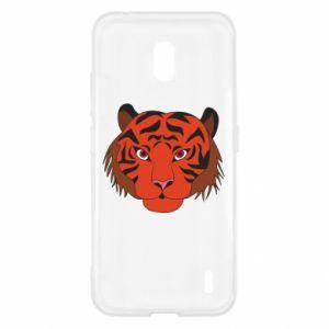Nokia 2.2 Case Big tiger face