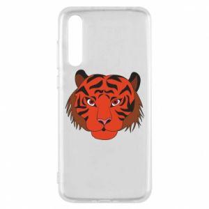 Huawei P20 Pro Case Big tiger face