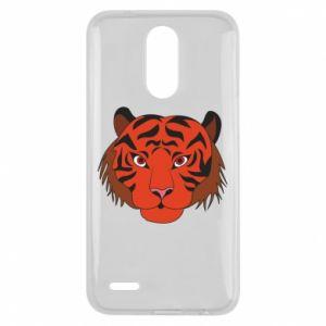 Lg K10 2017 Case Big tiger face