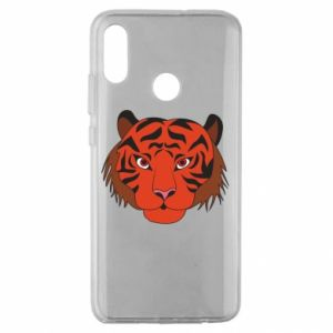 Huawei Honor 10 Lite Case Big tiger face
