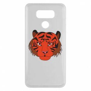 LG G6 Case Big tiger face