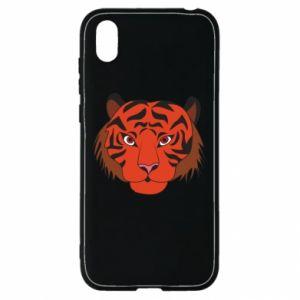 Huawei Y5 2019 Case Big tiger face