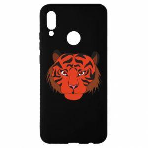 Huawei P Smart 2019 Case Big tiger face