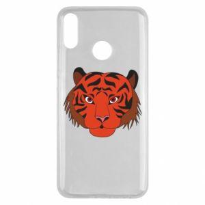 Huawei Y9 2019 Case Big tiger face