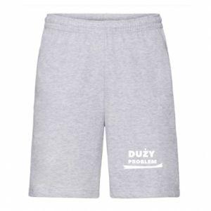 Men's shorts Big problem - PrintSalon