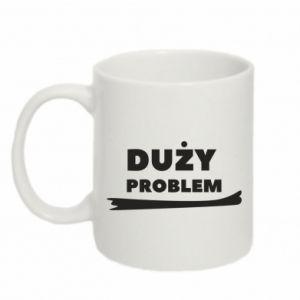 Mug 330ml Big problem - PrintSalon