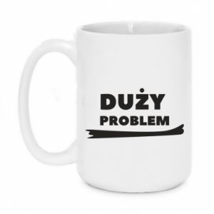 Mug 450ml Big problem - PrintSalon