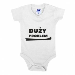 Baby bodysuit Big problem - PrintSalon