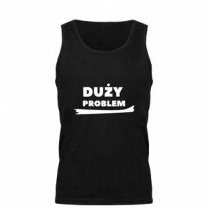 Men's t-shirt Big problem - PrintSalon