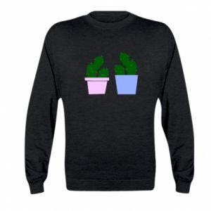 Kid's sweatshirt Two large cacti