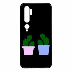 Xiaomi Mi Note 10 Case Two large cacti