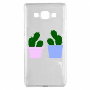 Samsung A5 2015 Case Two large cacti