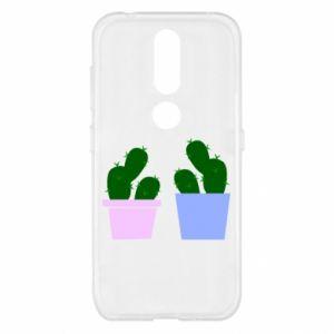 Nokia 4.2 Case Two large cacti