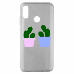 Huawei Honor 10 Lite Case Two large cacti