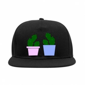SnapBack Two large cacti