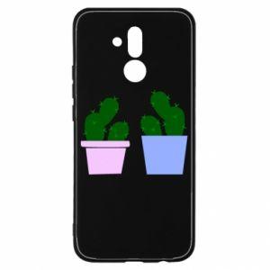 Huawei Mate 20Lite Case Two large cacti