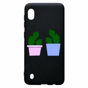 Samsung A10 Case Two large cacti