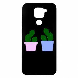 Etui na Xiaomi Redmi Note 9/Redmi 10X Dwa duże kaktusy